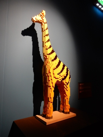 Art of the Brick Zurich