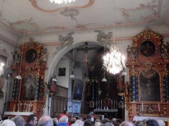 Katharinenkirche, Laufen