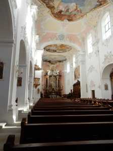 Arlesheim cathedral