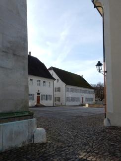 Arlesheim Domplatz