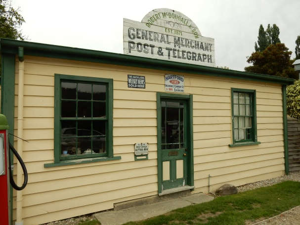Not a general store any more, I'm guessing!