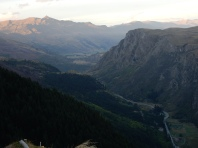View from Ben Lomond
