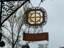 Restaurant Mühli (= mill)