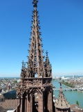 The other tower and the Rhine