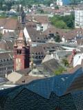 Basel rooftops