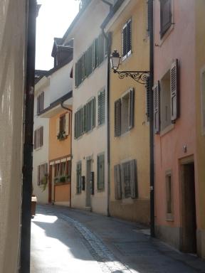 Pretty little street