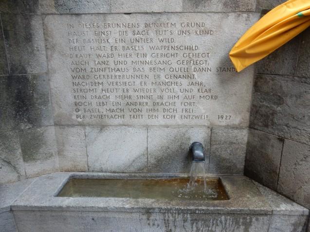 gerberbrunnen