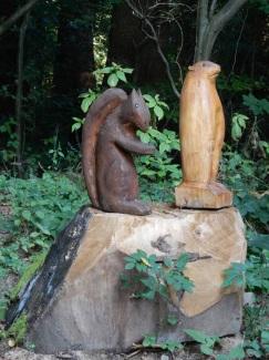 wood-animals