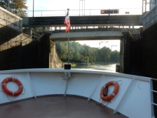 Exiting the lock
