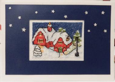 snowy-house-card