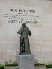 Dom Perignon himself!