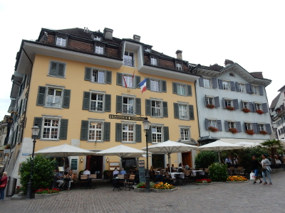 Brasserie Federal_Solothurn