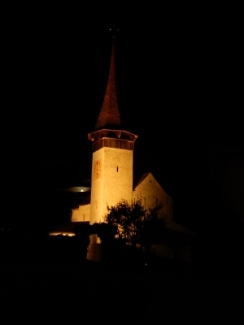 Spiez church