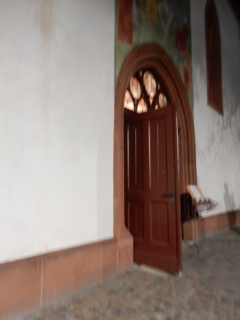 10-church door