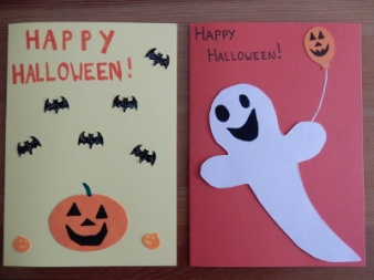 Halloween cards 2