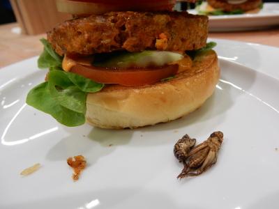 locust burger