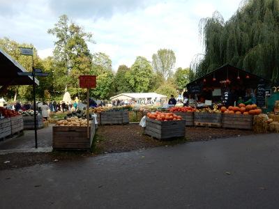 Ludwigsburg Kurbisfest