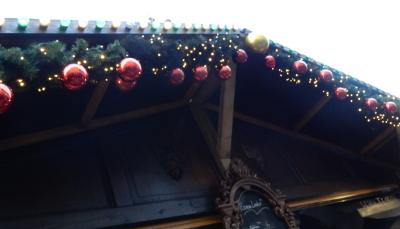 Freiburg Wihnachtsmarkt