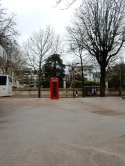 1 Dijon phonebox
