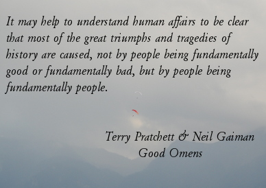 Good Omens quote