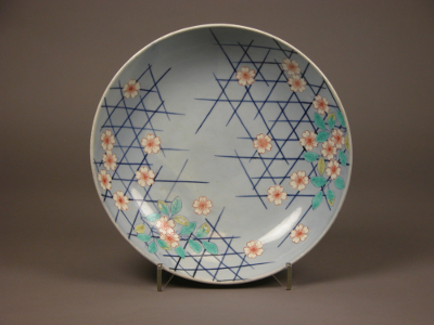 floral dish
