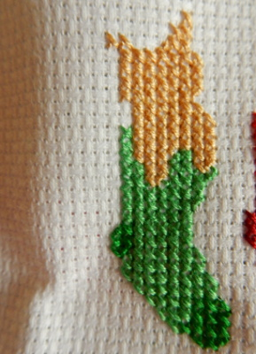 4-cross stitch