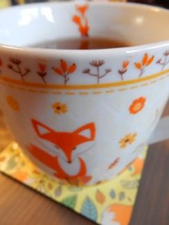 7-fox mug