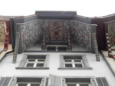Aarau eaves