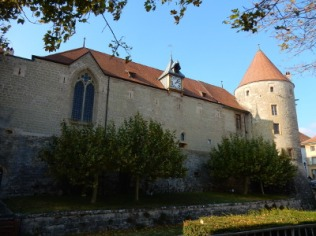Yverdon Castle
