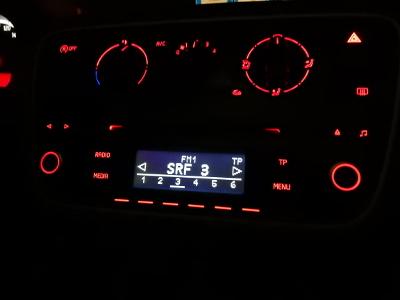 10-car radio