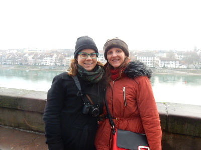 Bloggers in Basel