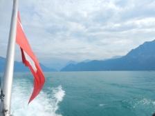 Lake Lucerne boat