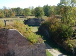 Neuf-Brisach fortifications