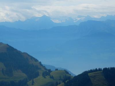 On Mount Rigi