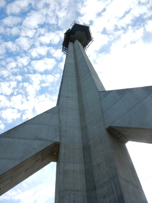 St Chrischona TV tower