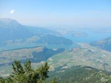 Stanserhorn view