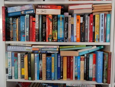 unread books April2019