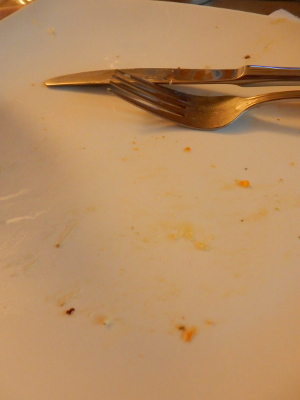 8-empty plate