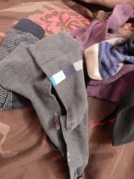 8 socks
