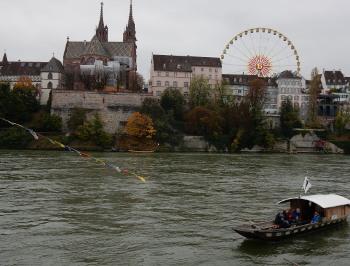 Basel ferris wheel