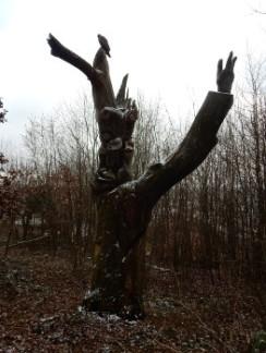Gempen sculpture